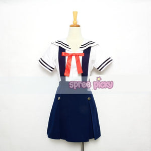 S-2XL Clannad Two Pieces Uniform Cosplay Costume SP167355