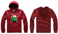 Load image into Gallery viewer, S-2XL Cutie Christmas Snowman Couple Hoodie Jumper SP154095 - SpreePicky  - 5