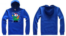 Load image into Gallery viewer, S-2XL Cutie Christmas Snowman Couple Hoodie Jumper SP154095 - SpreePicky  - 8