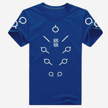 Load image into Gallery viewer, S-3XL Black/Blue Overwatch Luminous T-Shirt SP167835