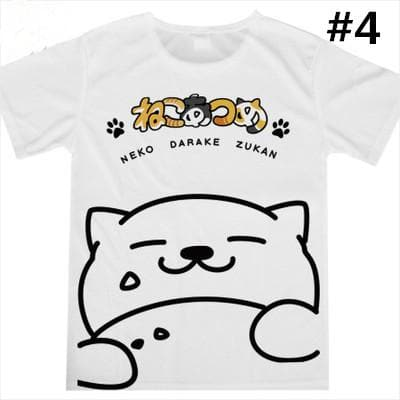 S-3XL Kawaii Cartoon T-shirt SP164975 - SpreePicky  - 3