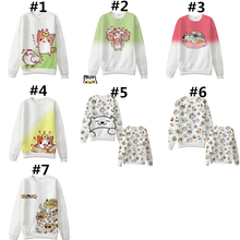 Load image into Gallery viewer, S-3XL [Neko Atsume]Adorable Cotton Jumper SP167234 - SpreePicky