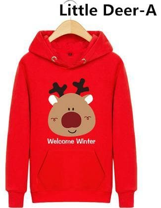 S-3XL Welcome Winter Couple Hoodie Jumper SP154098 - SpreePicky  - 6