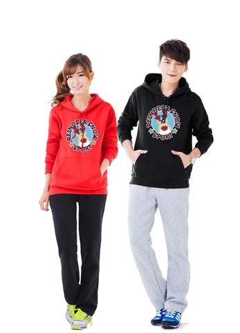 S-3XL Welcome Winter Couple Hoodie Jumper SP154098 - SpreePicky  - 4