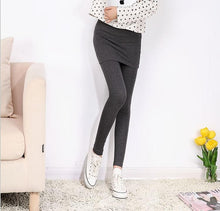 Load image into Gallery viewer, [S-4XL] 3 Colors Bottoming Skirt-Leggings SP153322 - SpreePicky  - 7