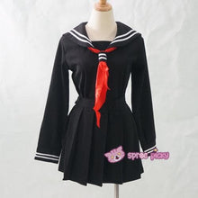 Load image into Gallery viewer, S-XL 3 colors Sailor Seifuku School Uniform Set SP153570 - SpreePicky  - 8