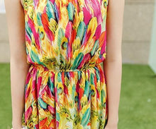 Load image into Gallery viewer, S-XL Fresh Sunset Maxi Dress SP152615 - SpreePicky  - 6