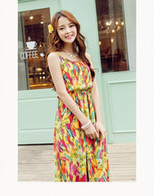 Load image into Gallery viewer, S-XL Fresh Sunset Maxi Dress SP152615 - SpreePicky  - 3