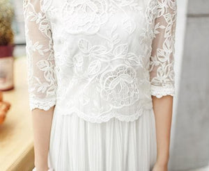 S-XL My White Fairy Dress SP152616 - SpreePicky  - 4