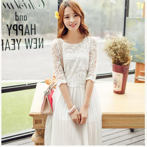 S-XL My White Fairy Dress SP152616 - SpreePicky  - 2