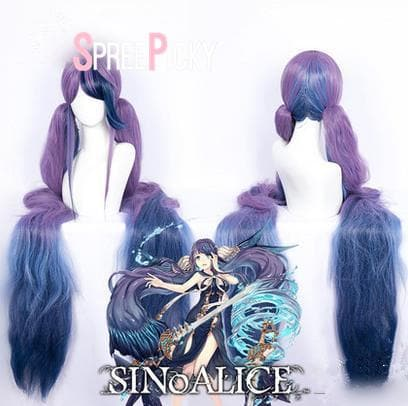 SINoALICE The Little Mermaid Wig SP1710205