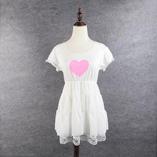Load image into Gallery viewer, S/M/L 3 Colors Sweet Heart Ruffle Dress SP152372 - SpreePicky  - 2