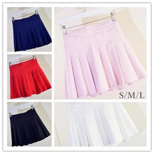 Load image into Gallery viewer, S/M/L 5 Colors Tennis Pant-skirt SP152179 - SpreePicky  - 1