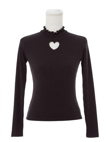 S/M/L Beige/Black/Purple Steal My Heart Sweater SP154275 - SpreePicky  - 5
