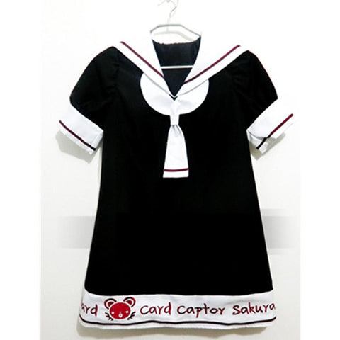 S/M/L [Card Captor Sakura] Seifuku Uniform Dress SP153791 - SpreePicky  - 4