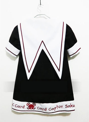 S/M/L [Card Captor Sakura] Seifuku Uniform Dress SP153791 - SpreePicky  - 6