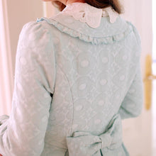 Load image into Gallery viewer, S/M/L Light Blue Princess Bow Lace Coat SP154532 - SpreePicky  - 7