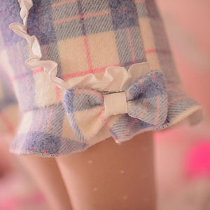 S/M/L Little Blue Fairy Suspender Shorts SP153627 - SpreePicky  - 8