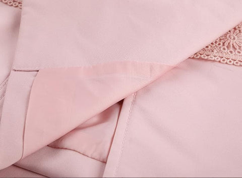 S/M/L Pinky Princess Double-breasted Fashion Coat SP153501 - SpreePicky  - 14