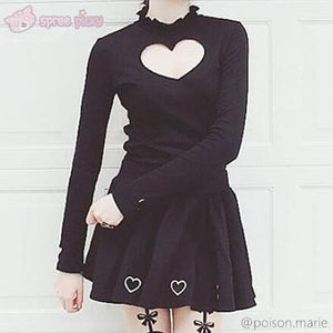 S/M/L Steal My Heart Skirt SP152257 - SpreePicky  - 2