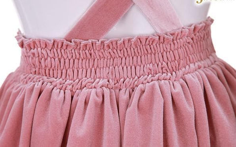 S/M 3 colors Kawaii Strap Skirt SP153332 - SpreePicky  - 9