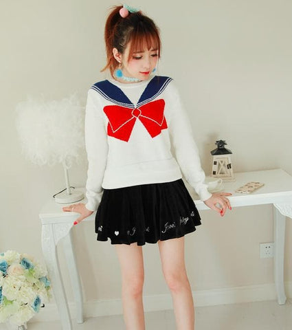 S/M 3 colors Kawaii Strap Skirt SP153332 - SpreePicky  - 6