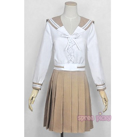 Sailor Jupiter Kino Makoto High School Uniform Set SP141619