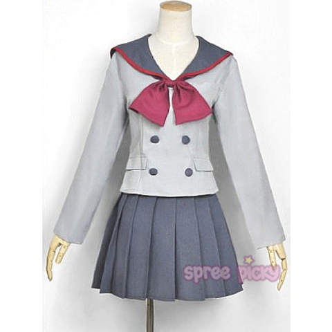 Sailor Mars Hiro Rei High School Uniform Set SP141618