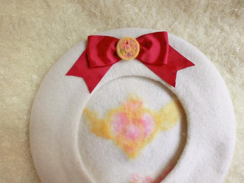 Sailor Moon/Bunny Beret Hat SP153413 - SpreePicky  - 5