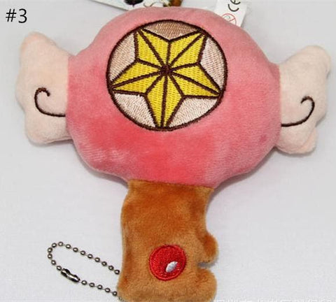 Sailor Moon/Card Captor Sakura Plush Pendant SP154061 - SpreePicky  - 6