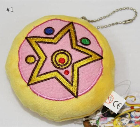 Sailor Moon/Card Captor Sakura Plush Pendant SP154061 - SpreePicky  - 4