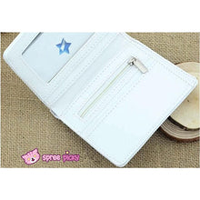 Load image into Gallery viewer, Sailor Moon Artemis White Kitten PU Leather Wallet SP151941 - SpreePicky  - 3