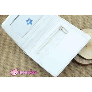 Sailor Moon Artemis White Kitten PU Leather Wallet SP151941 - SpreePicky  - 3
