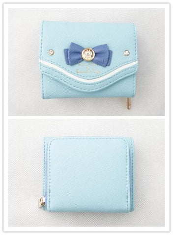 Sailor Moon Chibi Moon Series Short Wallet Purse SP153215 - SpreePicky  - 8