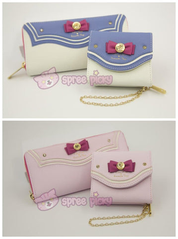 Sailor Moon Chibi Moon Series Short Wallet Purse SP153215 - SpreePicky  - 3