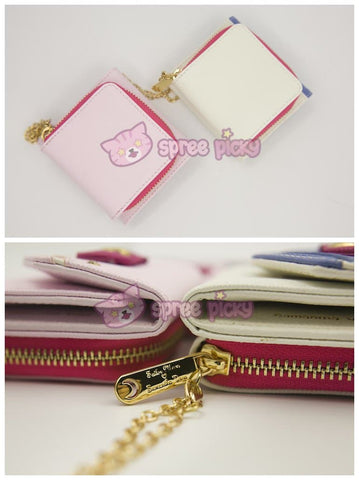 Sailor Moon Chibi Moon Series Short Wallet Purse SP153215 - SpreePicky  - 7