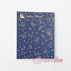 Sailor Moon Crystal Magic Power Blank Notebook SP153012 - SpreePicky  - 5
