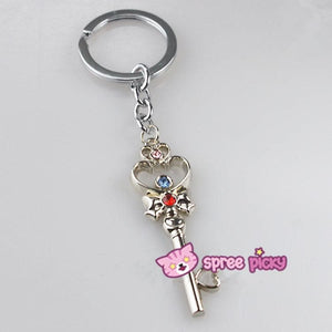 [Sailor Moon] Cutie Moon Stick Necklace/Key Chain SP154449 - SpreePicky  - 3