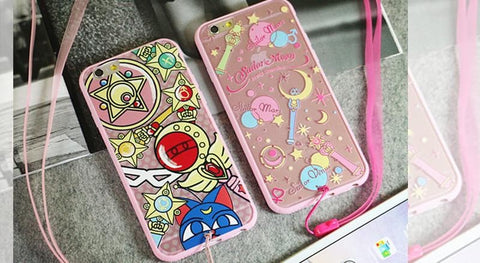 Sailor Moon Elements iphone Phone case SP153040 - SpreePicky  - 6