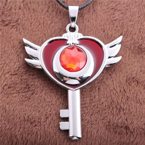Sailor Moon Flying Moon Necklace SP152816