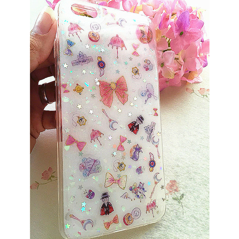 Sailor Moon Handmade Phone Case SP166778