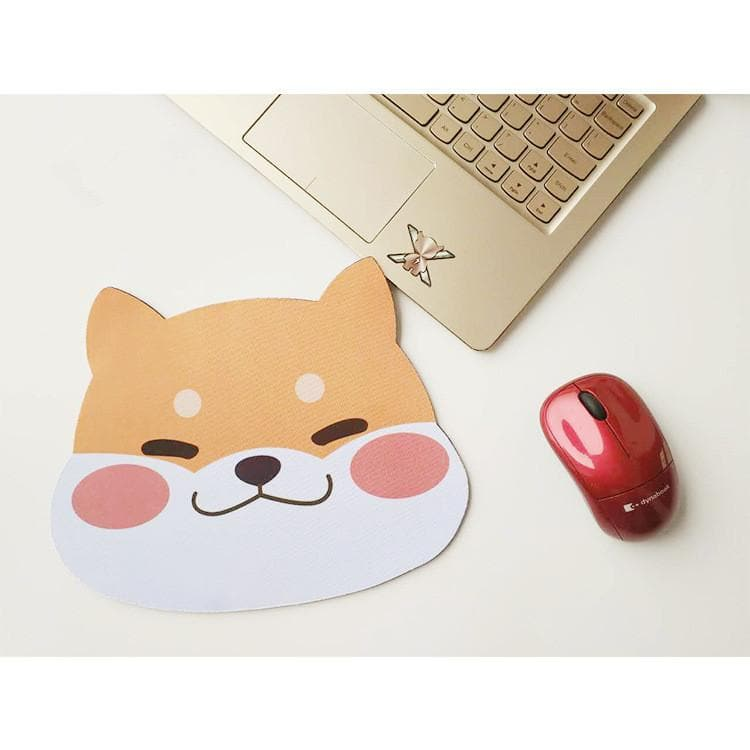 Sailor Moon Happy Luna/Shiba Inu/Hamster Mouse Pad SP1711417