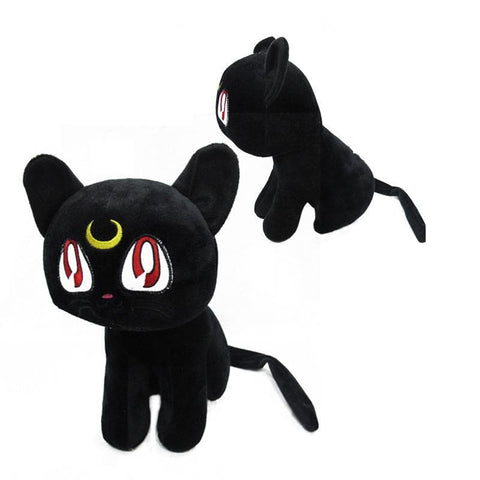 Sailor Moon Kawaii Luna/Artemis Plush Doll SP165394