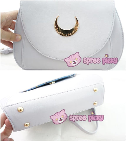Sailor Moon Luna/Artemis/Dianna Big High Quality Shoulder Bag - SpreePicky  - 6