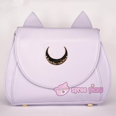 Sailor Moon Luna/Artemis/Dianna Big High Quality Shoulder Bag - SpreePicky  - 4