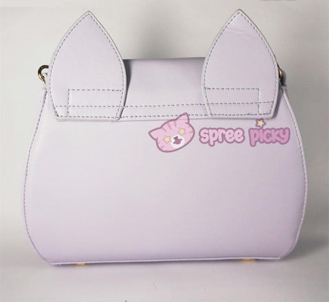 Sailor Moon Luna/Artemis/Dianna Big High Quality Shoulder Bag - SpreePicky  - 5