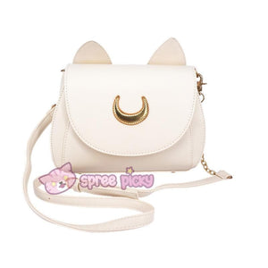 Sailor Moon Luna/Artemis Shoulder Bag SP152961 - SpreePicky  - 3