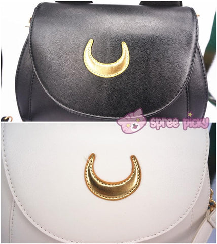 Sailor Moon Luna/Artemis Shoulder Bag SP152961 - SpreePicky  - 6