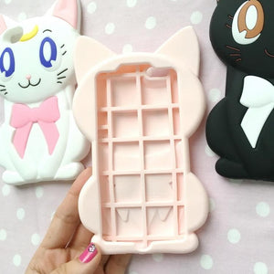 Sailor Moon Luna Cat Phone Case SP166425