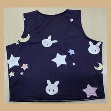Load image into Gallery viewer, Sailor Moon Luna Crop Top SP1812362